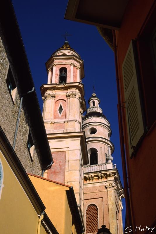 Menton, vieille ville