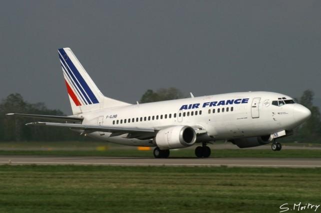 Boeing 737-500 - Air France