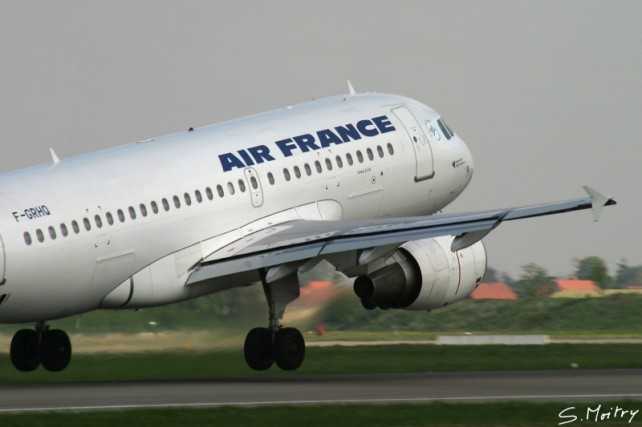 Airbus A319 - Air France
